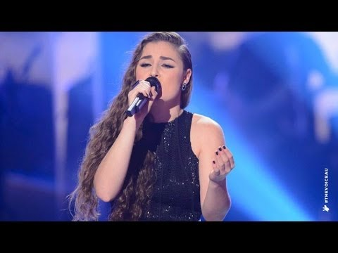 Megan Longhurst sings Wind Beneath My Wings