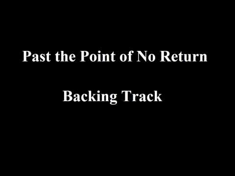 Past the Point of No Return Backing Track - Phantom of the Opera