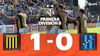 Almirante Brown 1 VS. San Telmo 0 | Fecha 6 | Primera División B 2019/2020