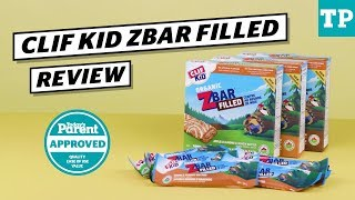 Clif Kid Zbar Filled Review | Today's Parent Approved