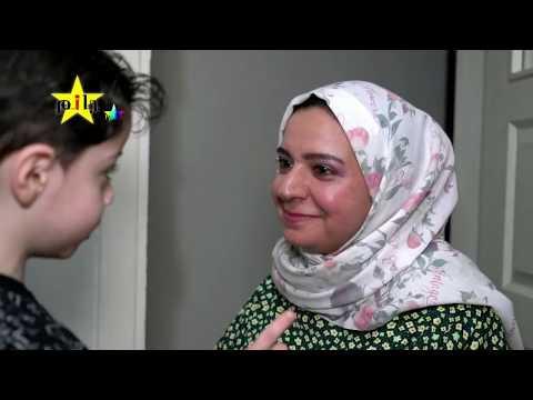 ابو رعد / كواليس فيلم قلوب لاتعرف الكره / ج 1