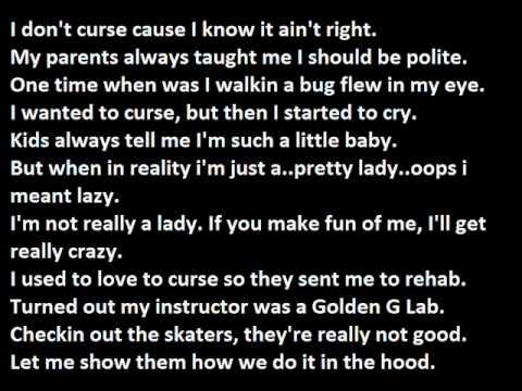 we don t curse