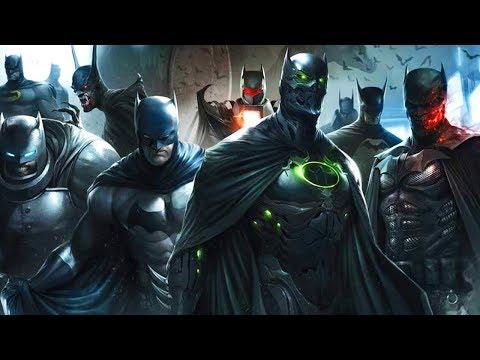 6 СИЛЬНЕЙШИХ костюмов Бэтмена из мультфильмов.