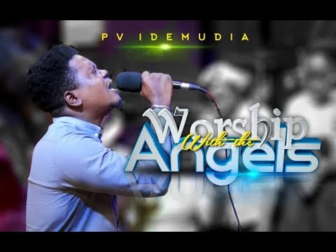 Worship With The Angels - PV Idemudia (Live Ministration)