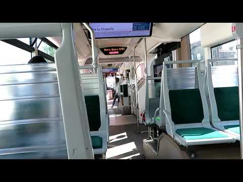 IVECO UrbanWay 18 CNG Voith #625 | Ligne C2 | Réseau TAN de Nantes