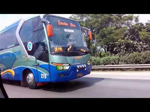 ALS 219 - Antar Lintas Sumatera di Jalan Tol Cikampek-Jakarta