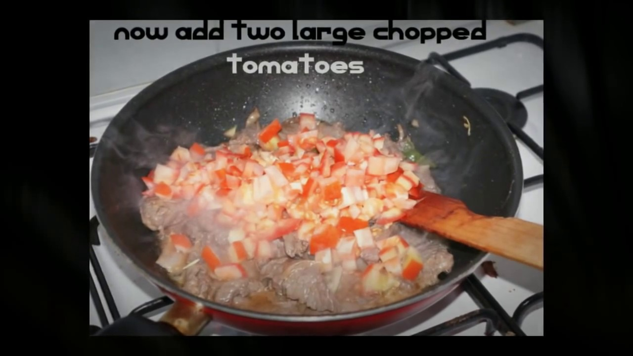 Ethiopian Beef Tibs Recipe - YouTube