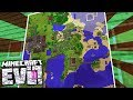 We FINALLY Map Out Spawn?! - Minecraft Evolution SMP #73