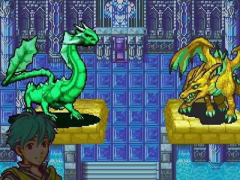 Myrrh vs Ninian Fire Emblem