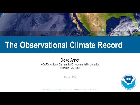 Inside the NOAA Global Temperature Analyses