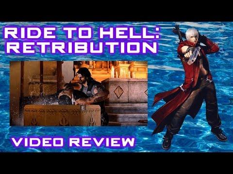 Ride to Hell: Retribution Video Review/Trash Talk