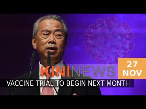 #KiniNews: Malaysia Inks Covid-19 Vaccine Deals With Pfizer, Covax