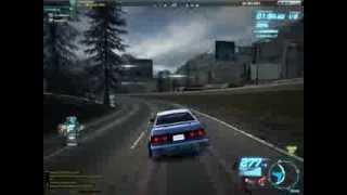 Toyota Corolla AE86 NFS WORLD 298 kmh Thumbnail