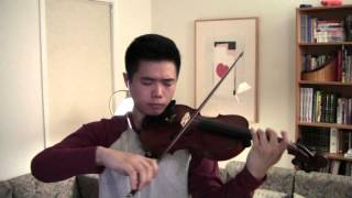 See You Again (Violin Cover) - Wiz Khalifa ft. Charlie Puth