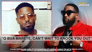 Cassper Nyovest Responds To Prince Kaybee's Shade on Twitter
