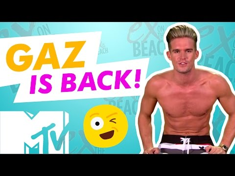 EX ON THE BEACH SEASON 5 | GAZ BEADLE IS BACK!! | MTV