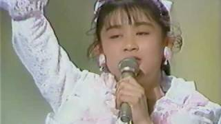 【HD】 田村英里子/ロコモーション・ドリーム (1989年) 田村英里子 検索動画 2