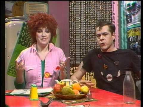 Tim & Debbie attempting to introduce Billy Joel's 'Uptown Girl'.