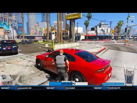 DOJ Live - Sexy Red Charger