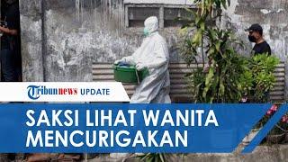 Jasad Bayi Ditemukan Di Pintu Air, Saksi Yakini Wanita Misterius Yang Lewat Jalan Setapak Pelakunya