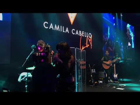 Camila Cabello Guess Brand Barcelona, 10/10/2017 (Full Concert)