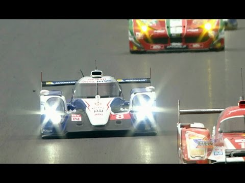 Adrenaline, Speed and Competition: the World Endurance Championship 2014