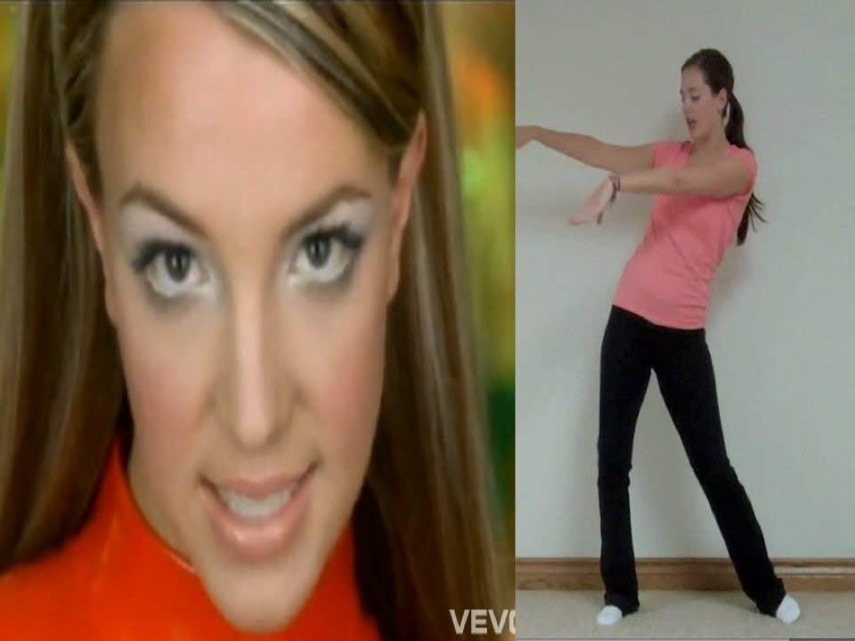 Download Britney Spears 'Opps!... I Did It Again' Dance Tutorial