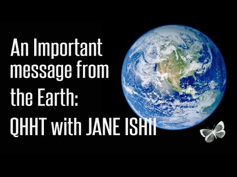 An Important message from the Earth - PART 3
