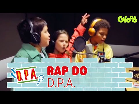 Detetives do Prédio Azul | 'Rap do DPA' Clipe Oficial | Gloob