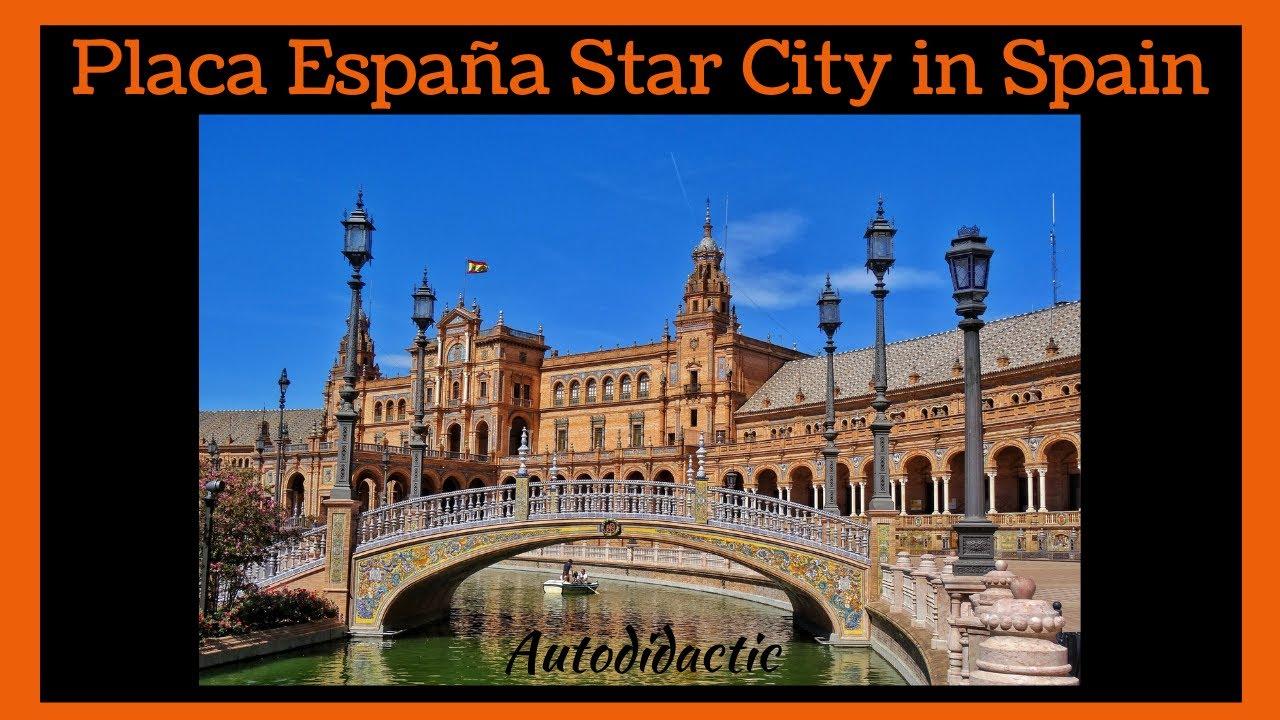 Placa España Star City in Spain