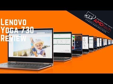 Lenovo Yoga 730 Review:  $799 Premium 13-in Convertible 2-in-1