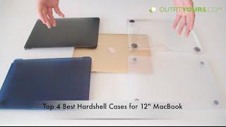 """Top 4 Best Cases for 12"""" Macbook with Retina Display -Moshi,Incase,Speck,Incipio"""