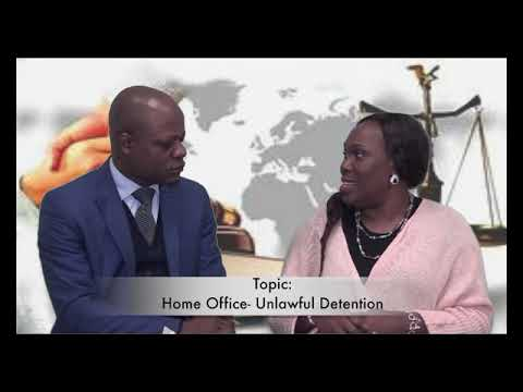 Tunde Alabi's Voice on Home Office: immigration & Illegal Detention