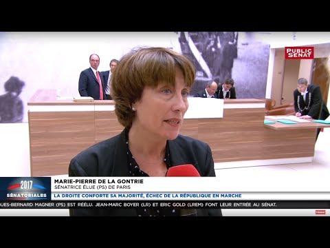 Marie-Pierre de la Gontrie : « Il faut entendre l'inquiétude des élus locaux
