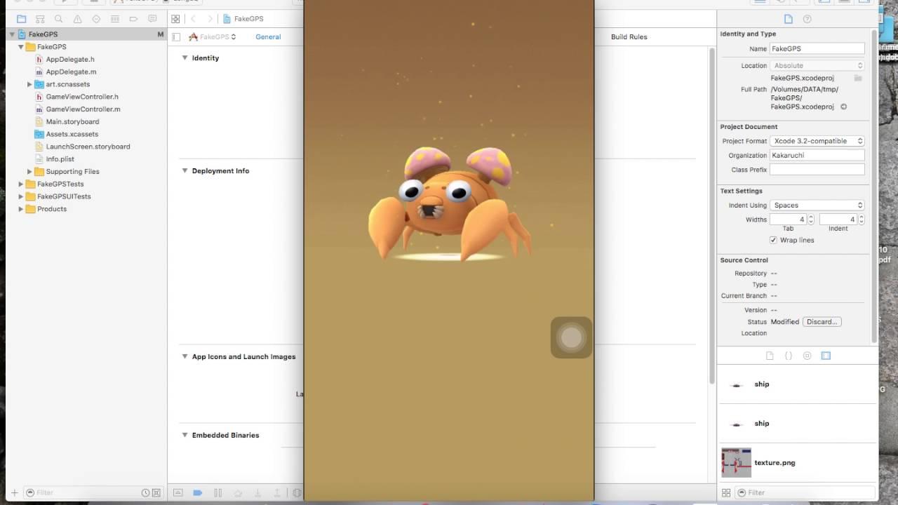 Fake GPS on iOS without Jailbreak your device to play Pokemon Go