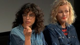 In conversation with... Desiree Akhavan, Maxine Peake and the makers of The Bisexual   BFI