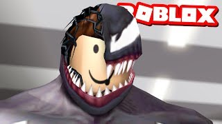 TRANSFORMING IN VENOM IN ROBLOX