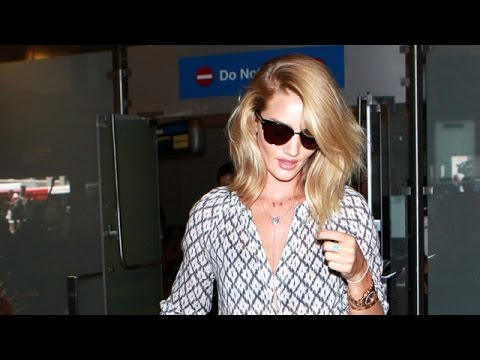rosie huntington whiteley who is she dating