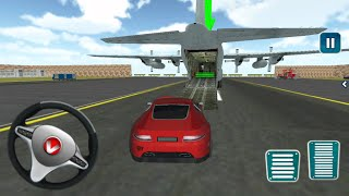 Airplane Pilot Car Transporter Simulator 2021 - Android Gameplay FHD screenshot 4