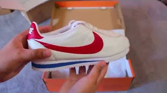 dbf99a177ae Nike Cortez Unboxing - YouTube