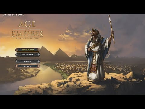 14 Minutes of Age of Empires Definitive Edition PC Gameplay