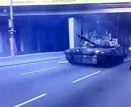 Malaysian PT91 MBT