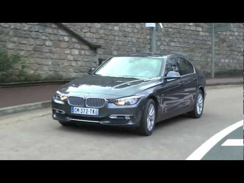 Essai BMW 320d XDrive Modem 184ch