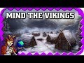 Who's That Indie? - MIND THE VIKINGS | Viking village building simulation game |