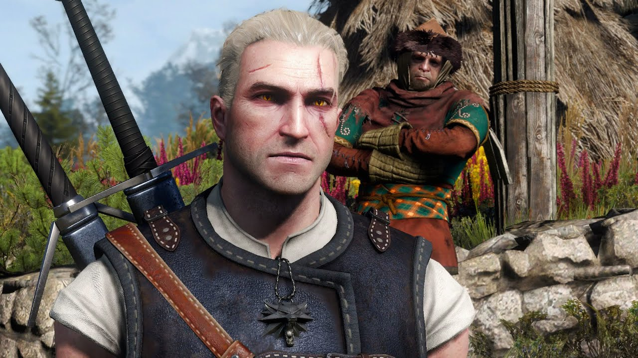 The Witcher 3 Wild Hunt Pc Playthrough Pt35 Family Blade