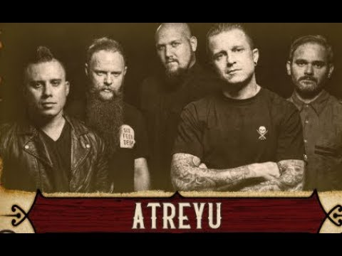 """Atreyu teaser of new song """"In Our Wake"""" appears on line.. off new album fr 2018!"""