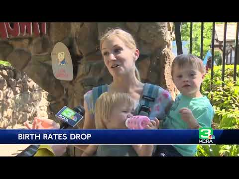 US sees lowest birth rate in 3 decades, CDC reports
