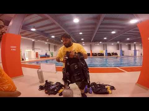 Open Water Diver course Part 1/3