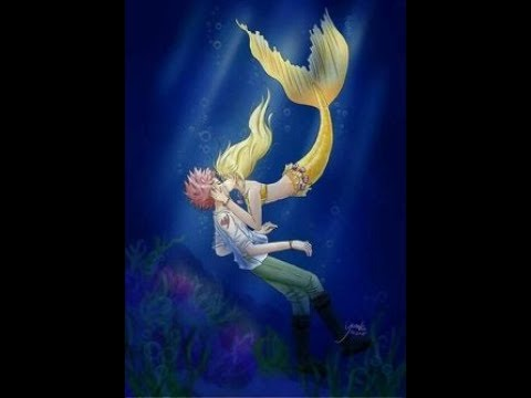 A mermaid in love #3 ~Talking with humans~