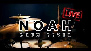 NOAH - Hidup Untukmu Mati Tanpamu (Drum Cover) By Erlangga Dimas